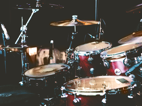 How To Record Acoustic Drums At Home
