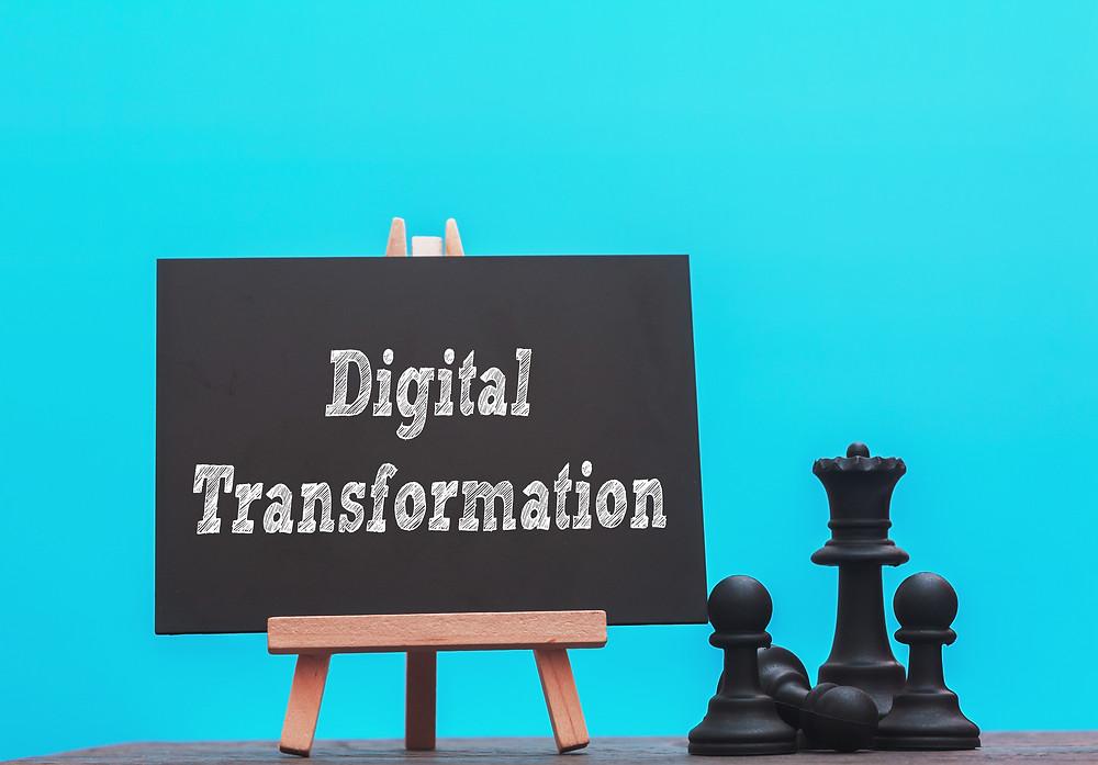 Digital Transformation blueprint