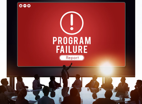 Here's Why Your Software Development Projects Are Failing