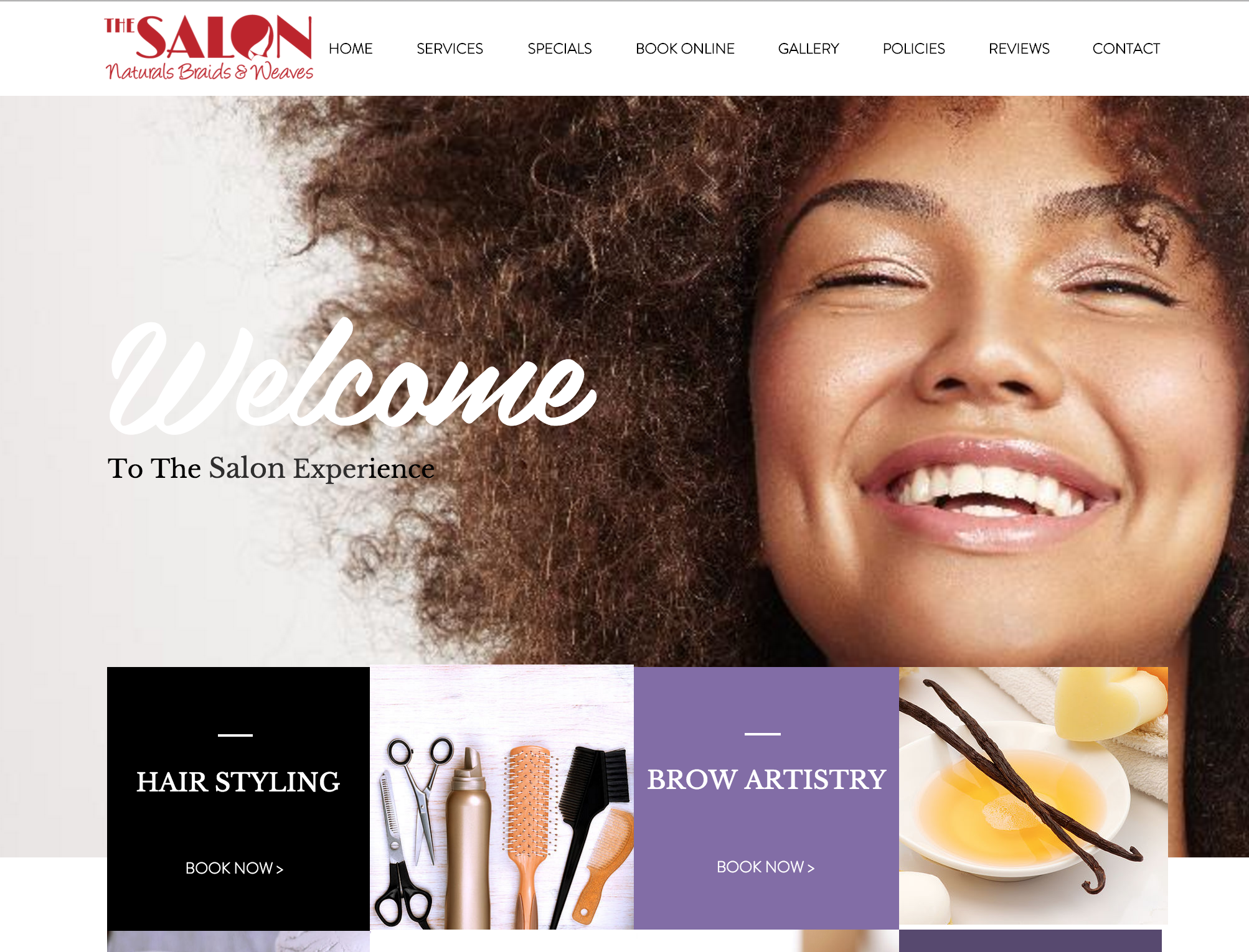 THE SALON | NBW