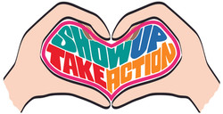 SHOW UP TAKE ACTION