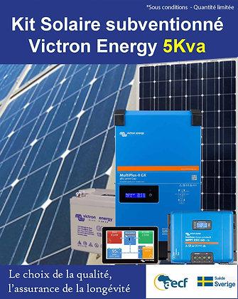 Kit 5 Kva Subventionné pour les entreprises