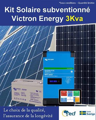 Kit 3 Kva Subventionné pour les entreprises