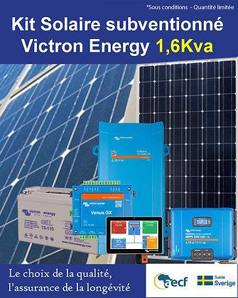 Kit 1,6 Kva Subventionné pour les entreprises