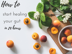 Start improving your gut health in as little as 24 hours