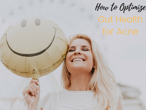 How to Improve Gut Health for Acne