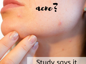 Do you have gut acne? Study says you might!