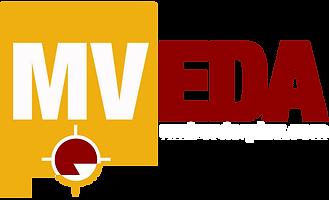 New MVEDA Logo - no bkgrd_white borderpl