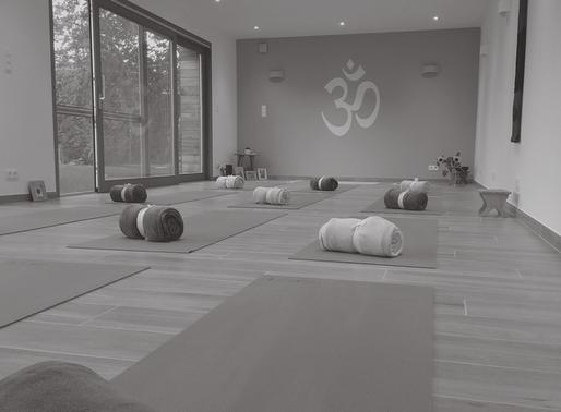 Ont-dek het nieuwe yogacentrum te Melsen