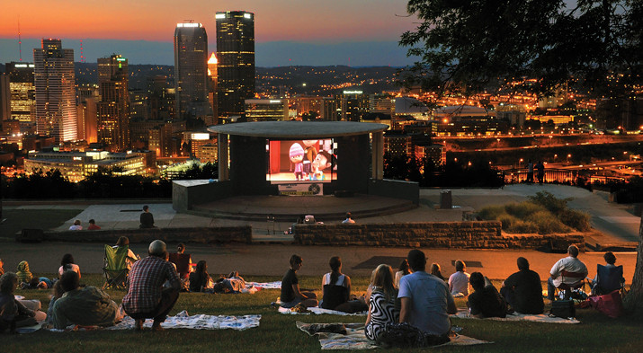 Pittsburgh Movies in the Park
