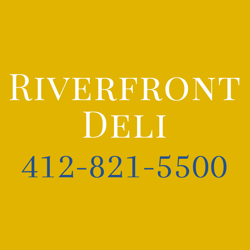 The Riverfront Deli