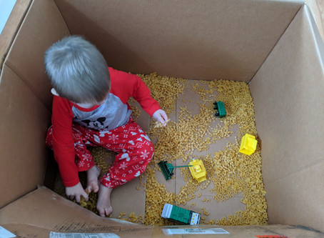 Toddler Approved Sensory Activities