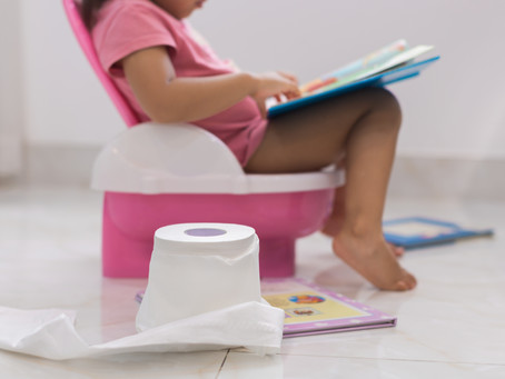 5 Potty Training Hacks to Set Your Child Up For Success
