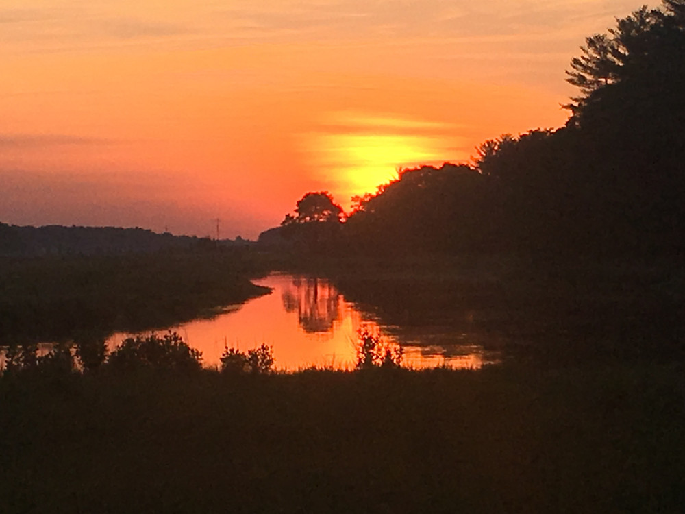 Parker River Sunrise
