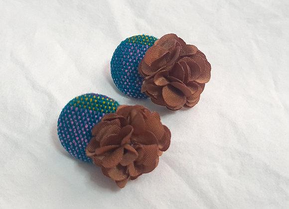 Lenca Flower Earrings