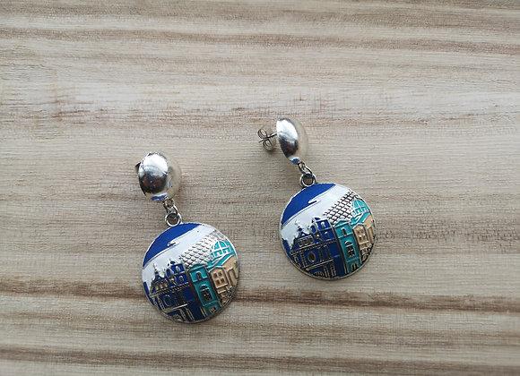 Mi Tierra Earrings