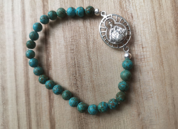 Virgin of Suyapa bracelet