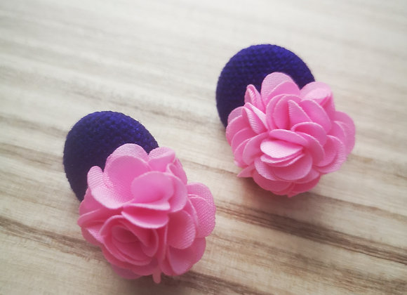 Lenca Flower Earrings