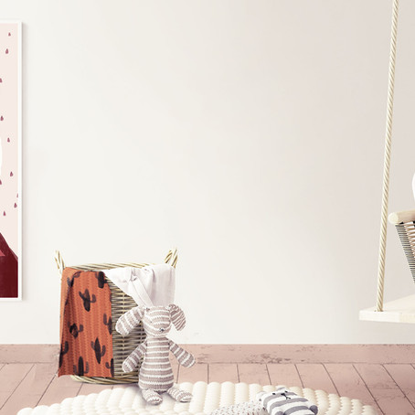 Tips for Decorating when you have young children