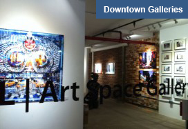 DOWNTOWN GALLERIES VISIT