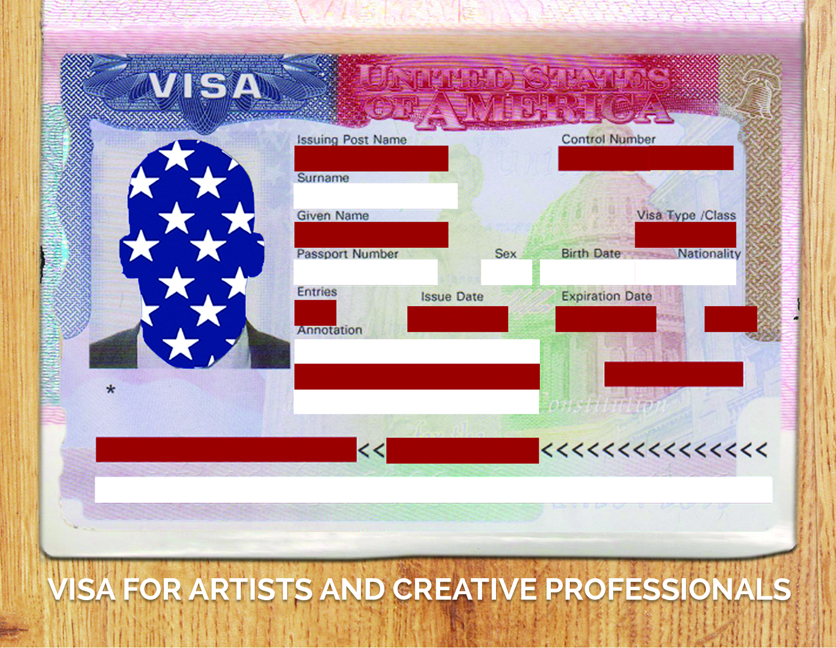 O1 Visa Workshop for Artists