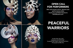 Open Call for Performers
