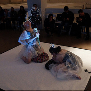 EOarts Performance Art Series: Session 2 presents Giacomo Colosi, Veronica Peña and Hector Canonge