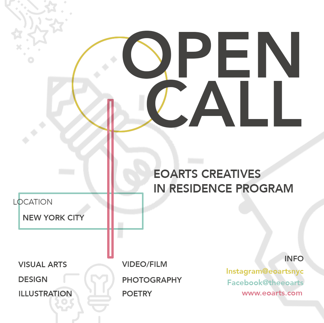 Creatives-in-Residence Open Call