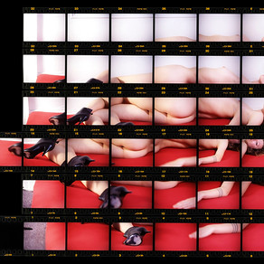 Bodyscapes, Fragmented and Multiplied Bodies by Gaspar Marquez