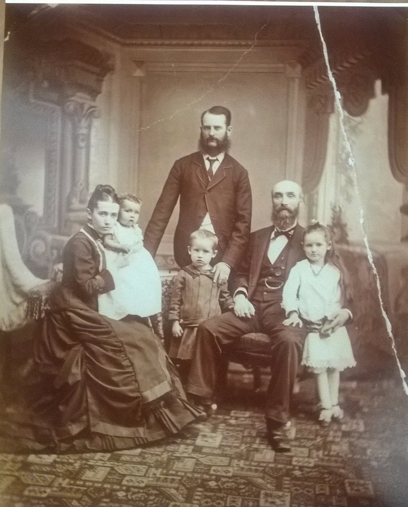 Original Family Photo from 1880's