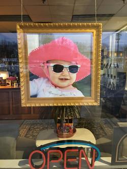 Baby Portrait - Lucy White