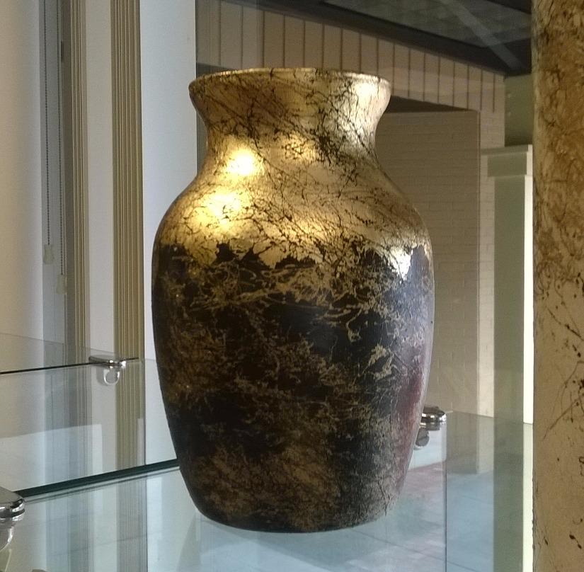 """Linda Pennachio """"Decorated Vase"""""""