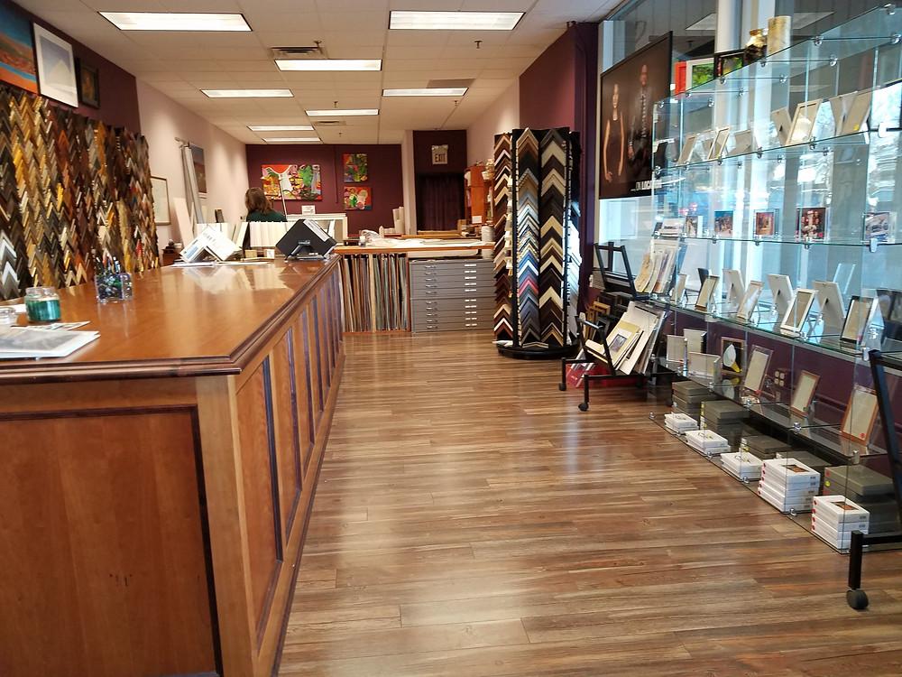 The Village Frame Shop Poughkeepsie