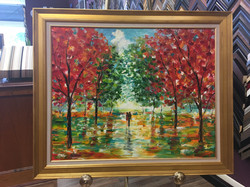 Karen's Fine Art Oil Painting
