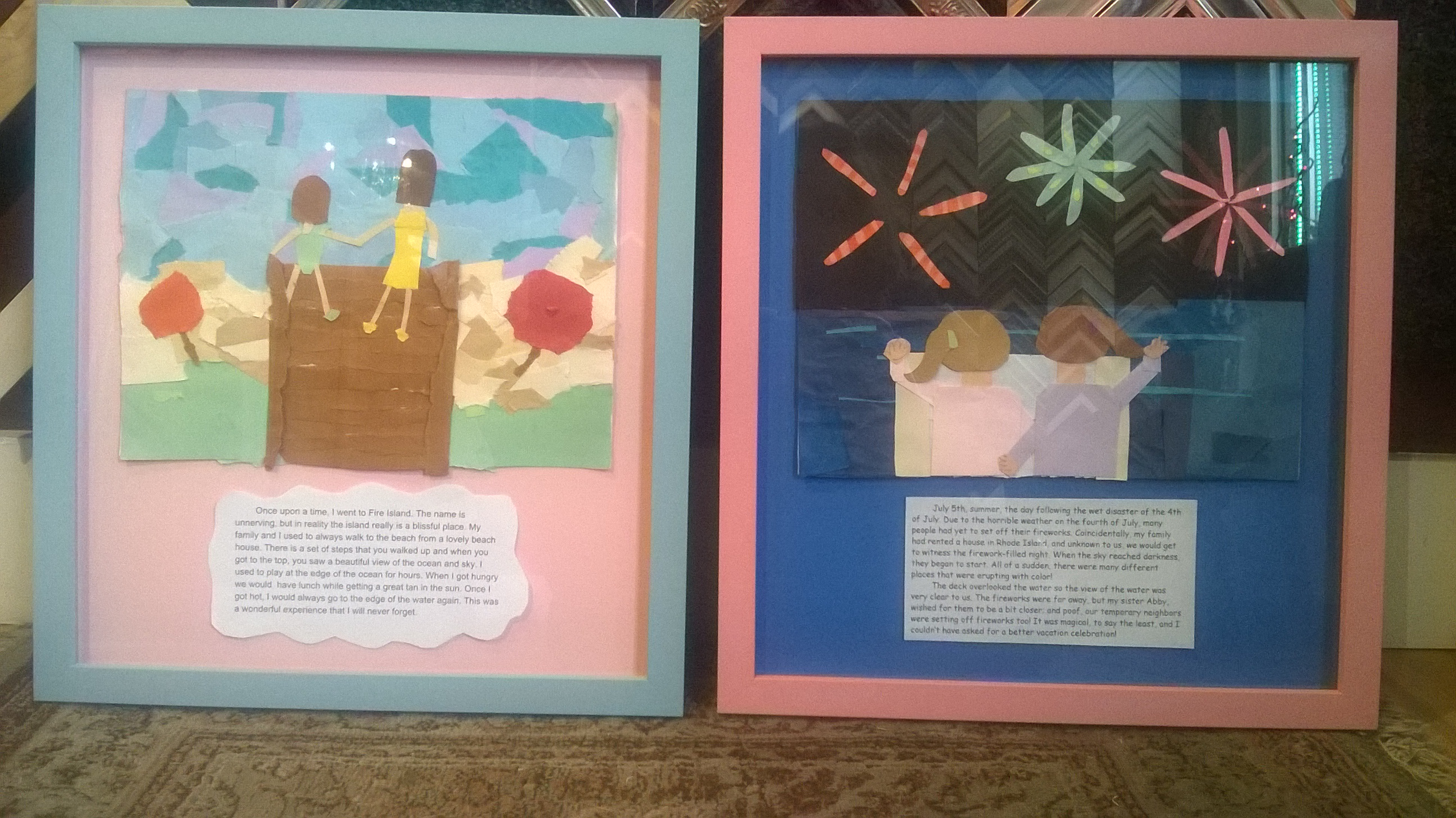 Sister Framed Art for Mom
