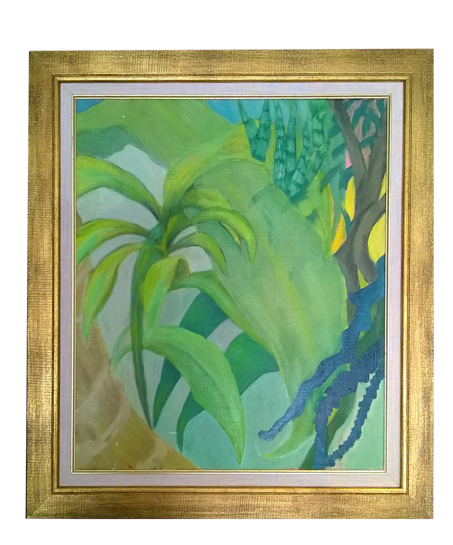 "Carly Forestieri ""Palm Fronds"""