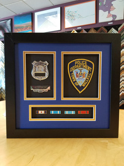 Medals Shadow Box