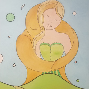Lilliana Washburn Acrylic on Canvas