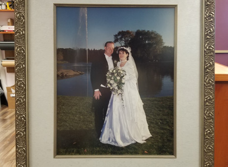 Wedding Photo Made Extraordinary