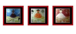 Multiple frames all the same