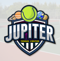 Jupiter Tennis Center Logo