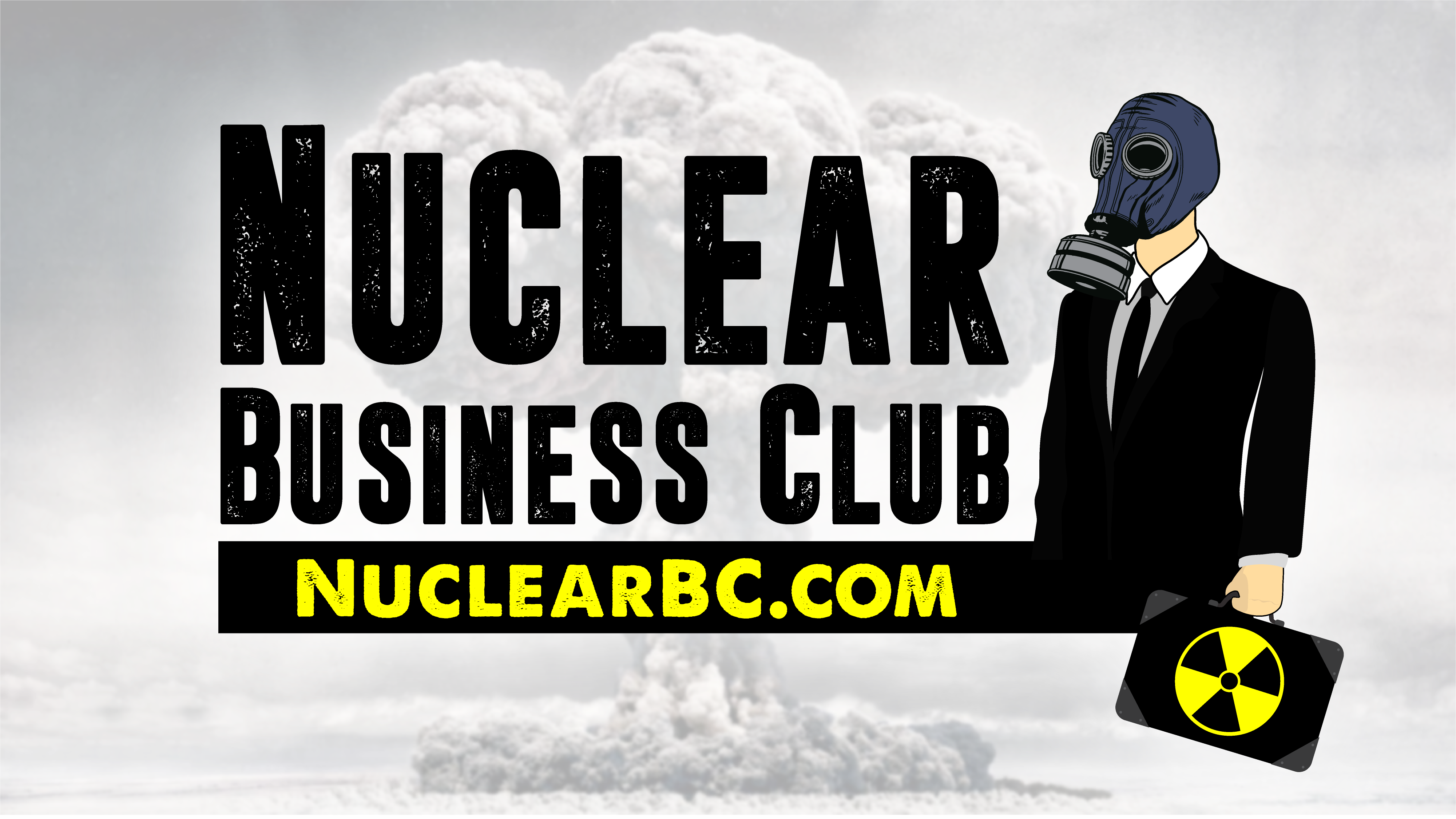 Nuclear Business Club Logo