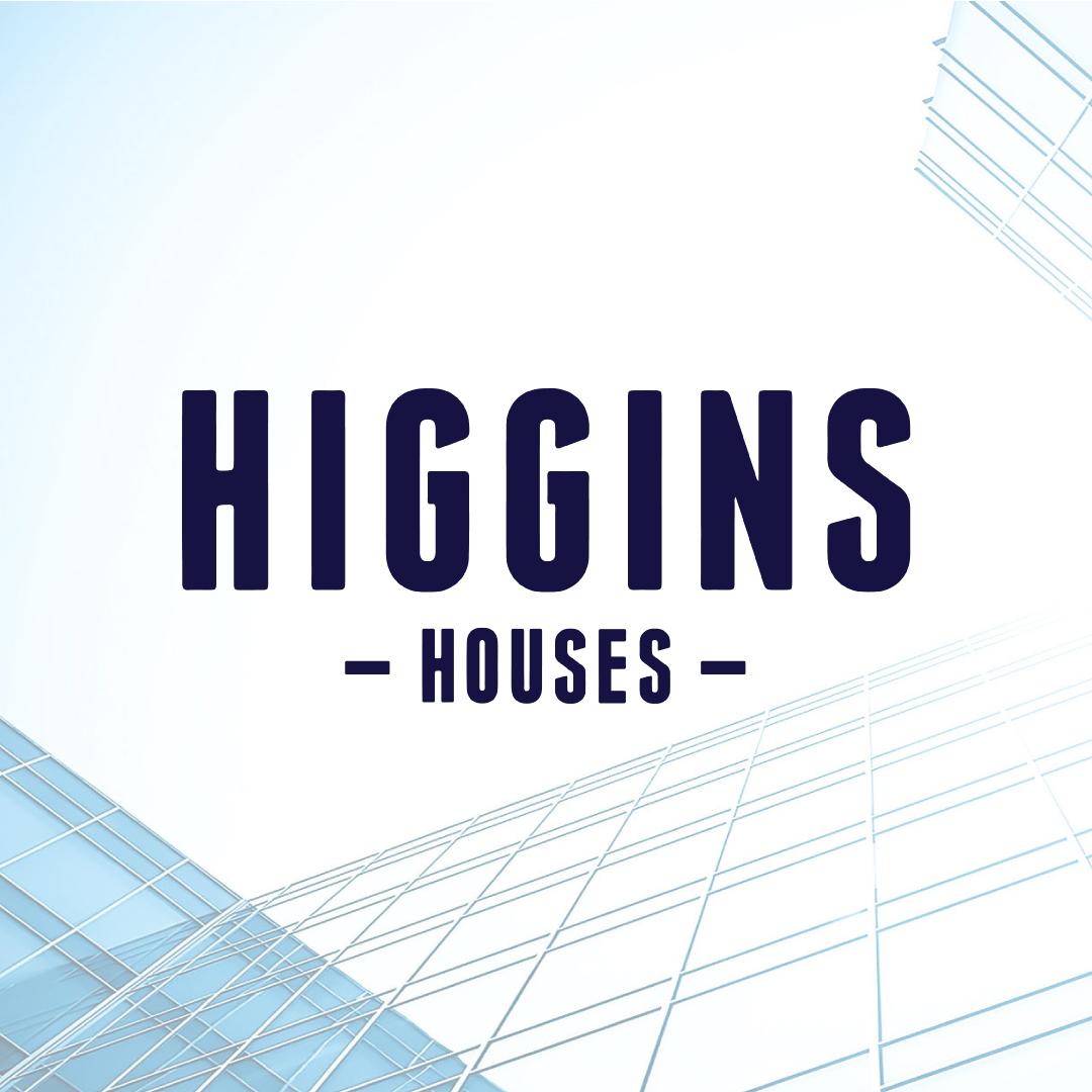 Higgins Houses Real Estate Logo
