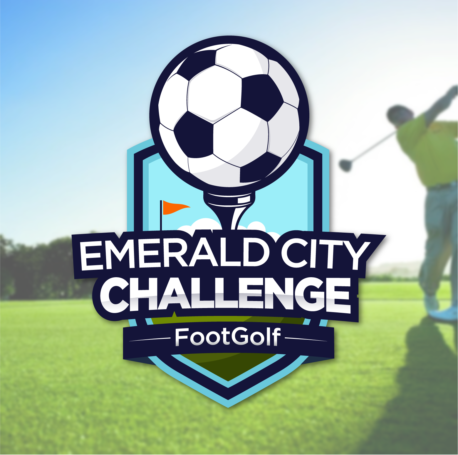Emerald City Challenge Logo