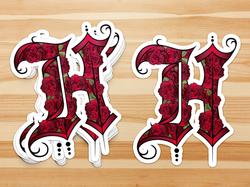 Homesick Stickers