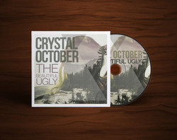 Crystal October Album Cover