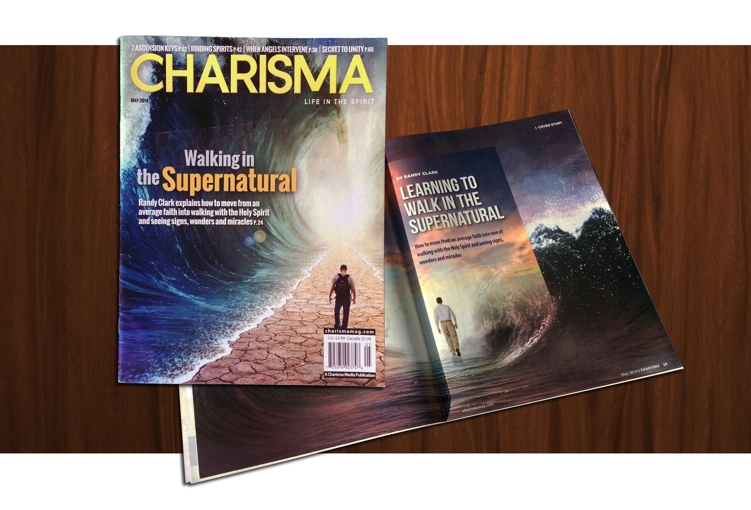 Charisma Media Magazine Production
