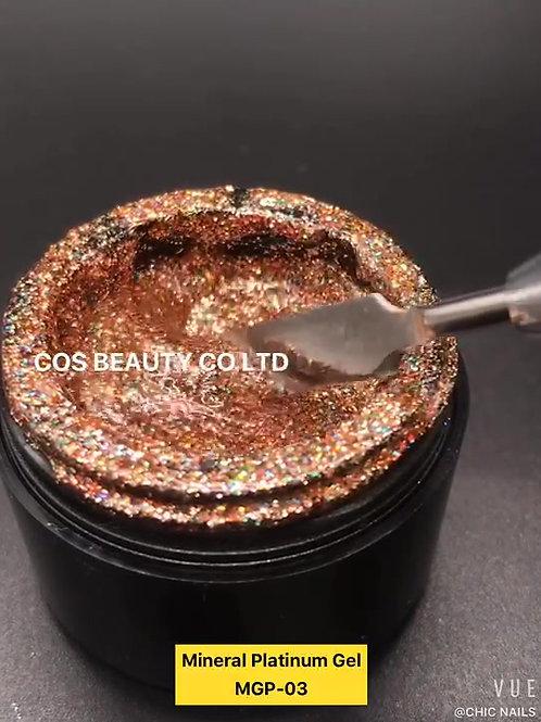 Mineral platinum gel  MGP series