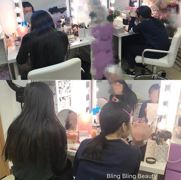 個人化妝班