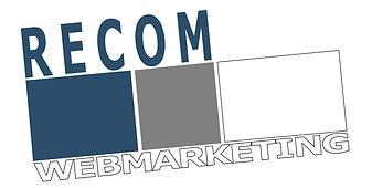 Logo RECOM Communication webmarketing.jp